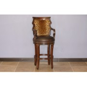 BRUNO SWIVEL BARSTOOL