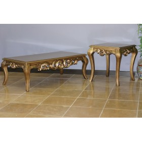HIGHLAND COFFEE TABLE