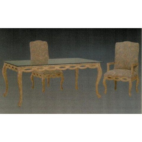 M-546 DINING TABLE