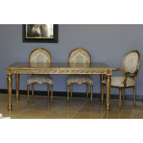 VICTORY  DINNING TABLE